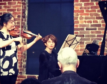 Brahms with Tien Hsin Wu