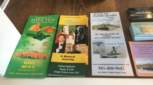 brochures-in-venice-beach